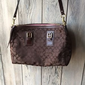 GUC Coach Crossbody Bag